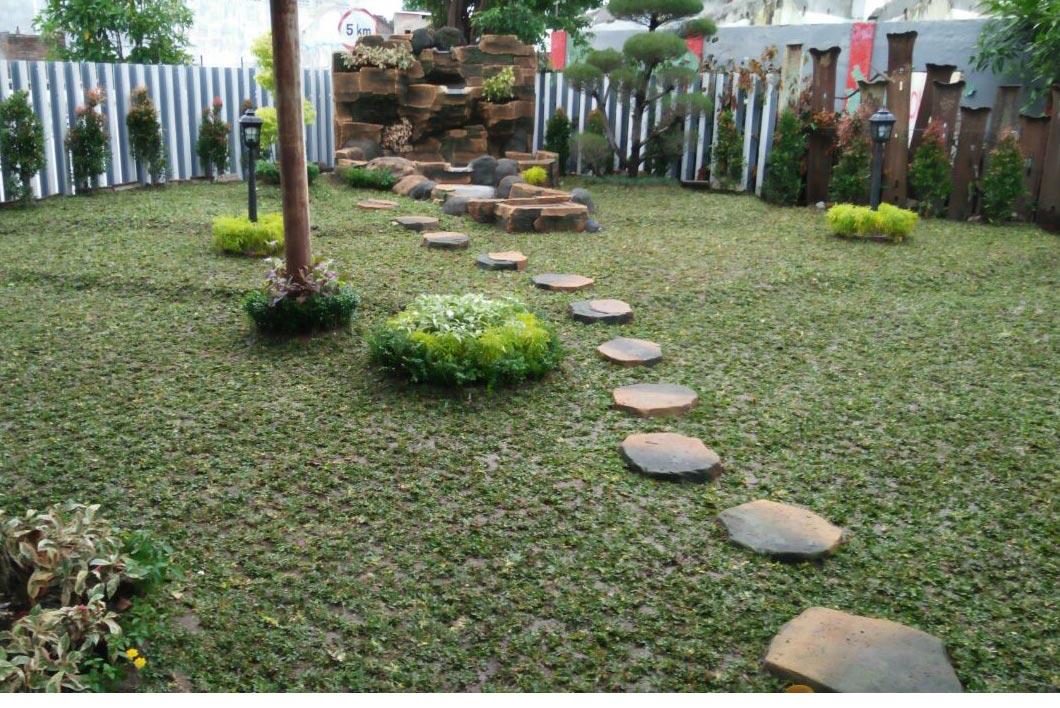 Projek taman barokah garden